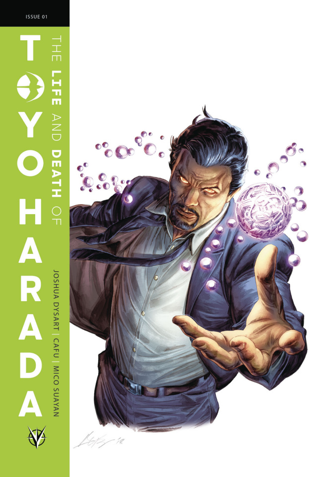 The Life and Death of Toyo Harada #1 (250 Copy Cover)