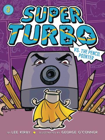 Super Turbo Vol. 3: Vs. The Pencil Pointer