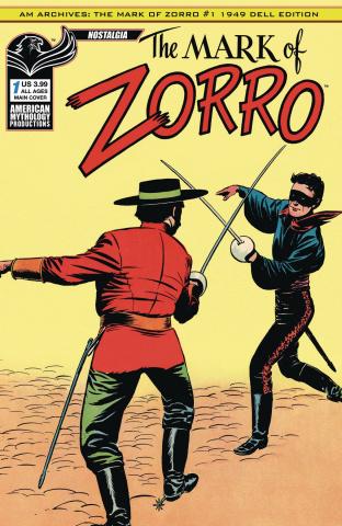 The Mark of Zorro #1