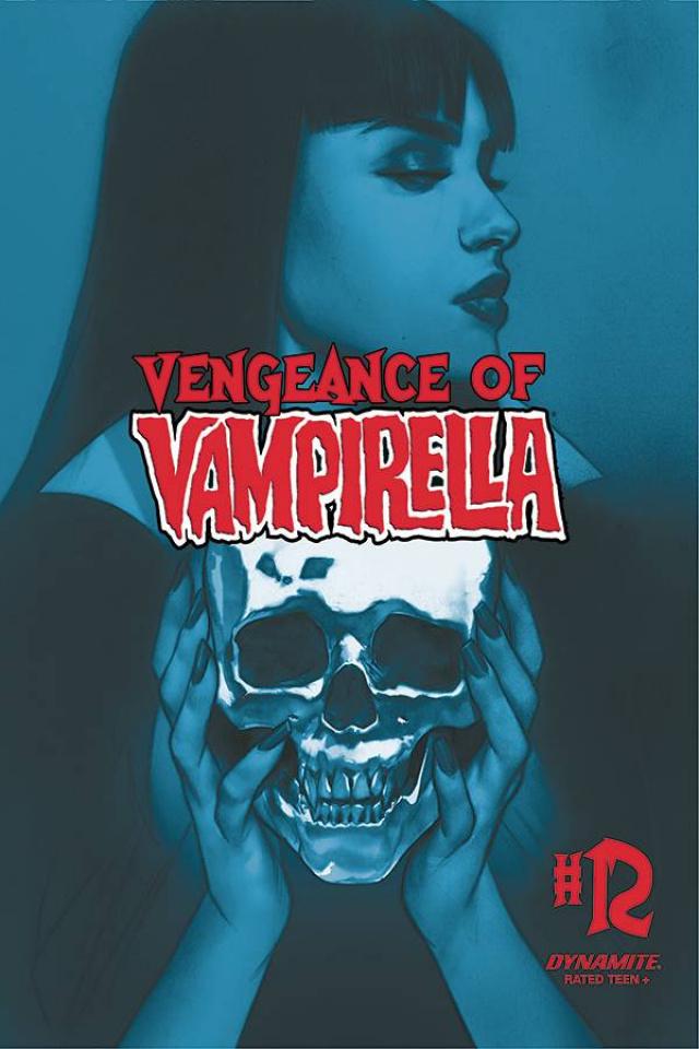 Vengeance of Vampirella #12 (40 Copy Oliver Tint Cover)