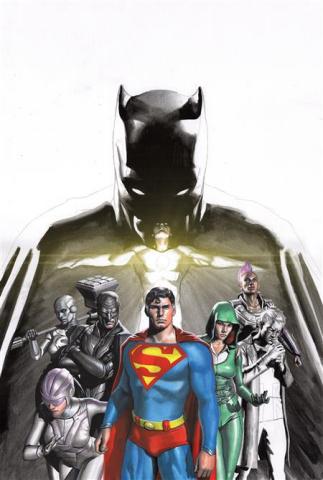 Batman / Superman / The Authority Special #1 (Rodolfo Migliari Cover)