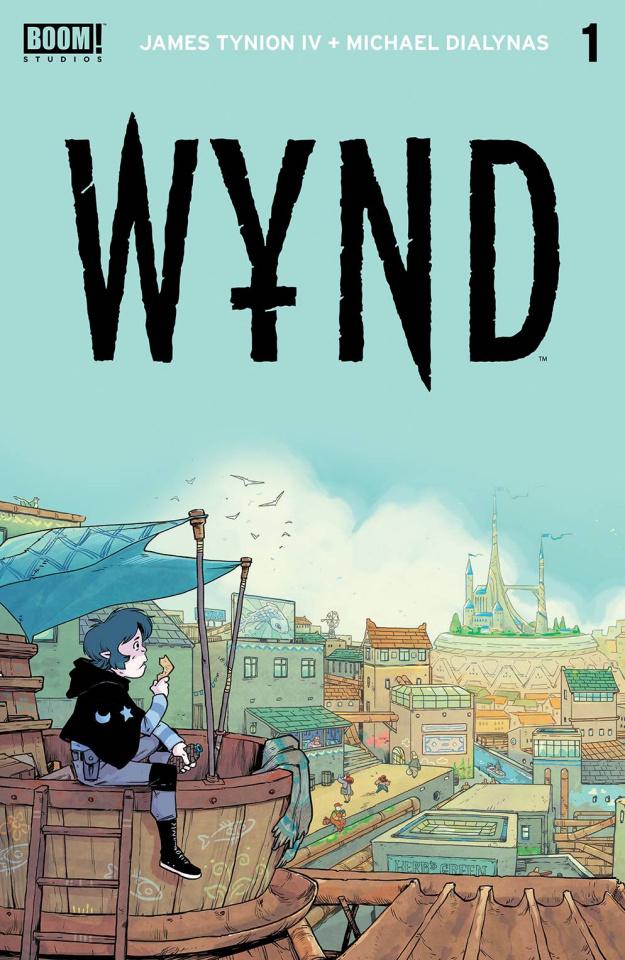 Wynd #1 (3rd Printing)