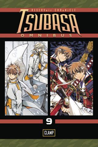 Tsubasa Vol. 9 (Omnibus)