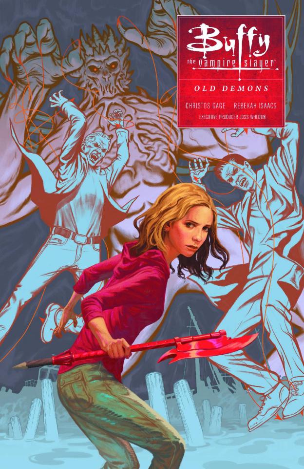 Buffy the Vampire Slayer, Season 10 Vol. 4: Old Demons