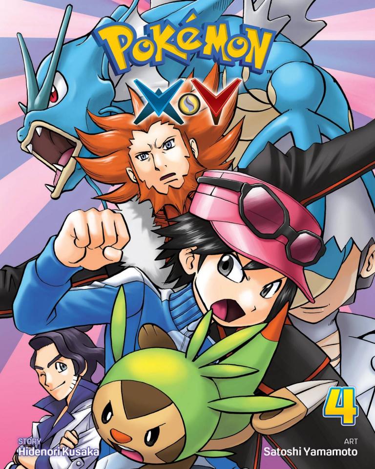 Pokémon XY Vol. 4