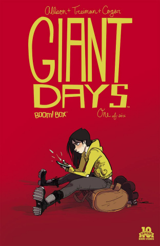 Giant Days #1 (2nd Printing)