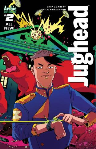 Jughead #2 (Henderson Cover)