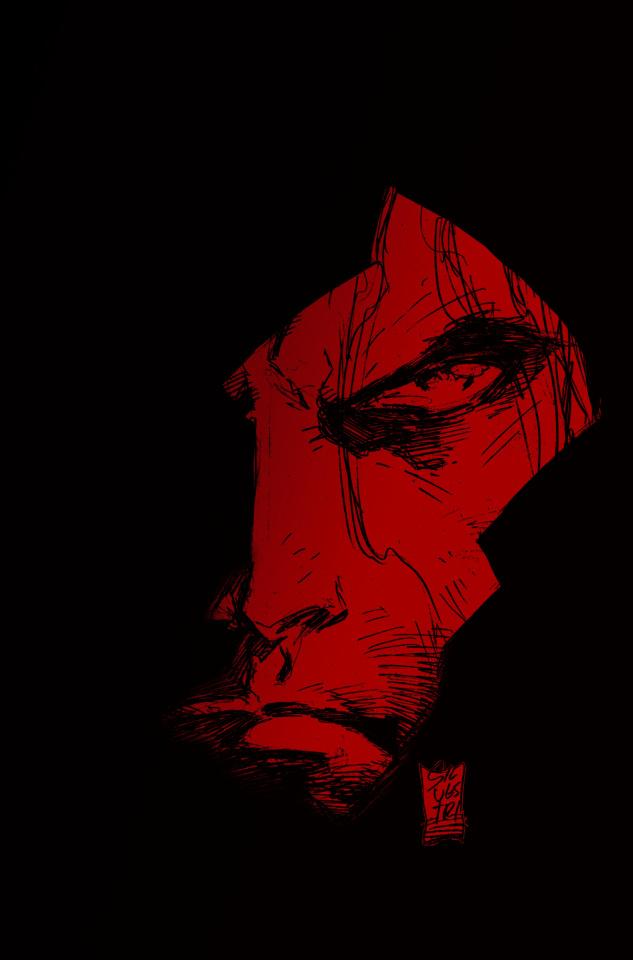 The Darkness #1 (25th Anniversary Commemorative Silvestri Red Virgin Cover)