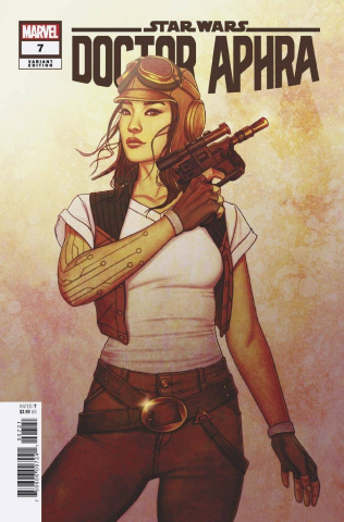 Star Wars: Doctor Aphra #7 (Frison Cover)