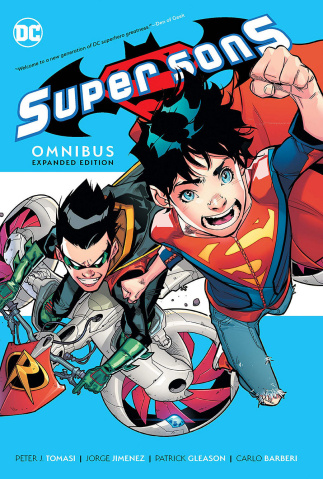 Super Sons (Omnibus Expanded Edition)