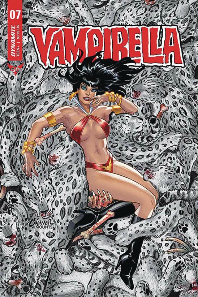 Vampirella #7 (Conner Cover)