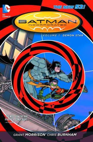Batman Incorporated Vol. 1: Demon Star