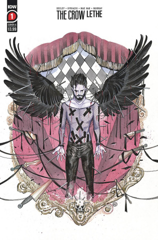The Crow: Lethe #1 (Peach Momoko 2nd Printing)