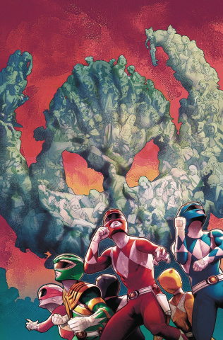 Mighty Morphin' Power Rangers #22