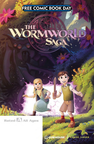 The Wormworld Saga FCBD 2018 Special