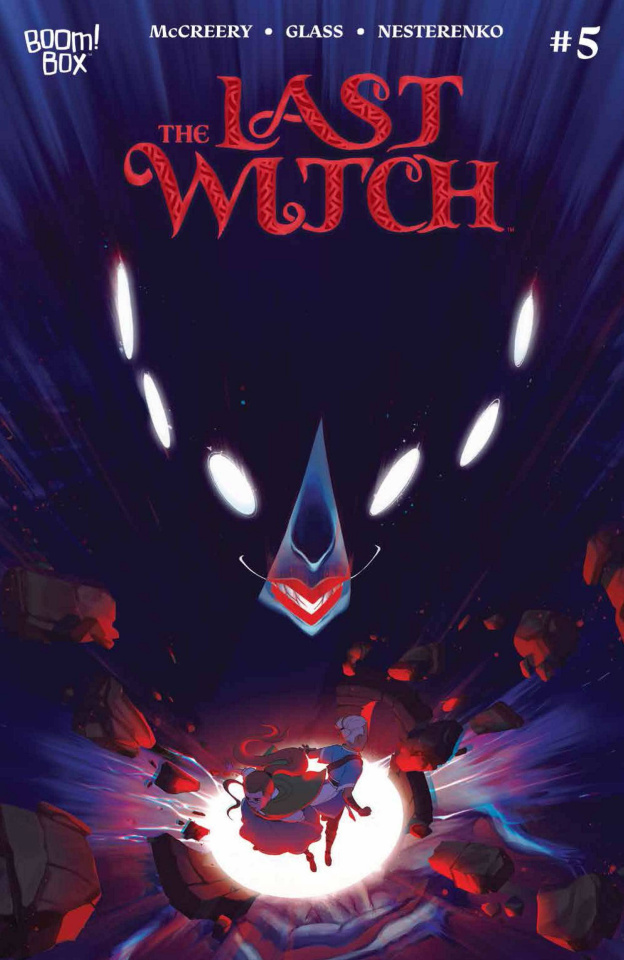 The Last Witch #5 (Glass Cover)