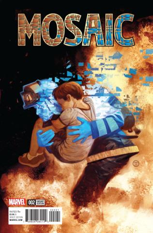 Mosaic #2 (Totino Cover)