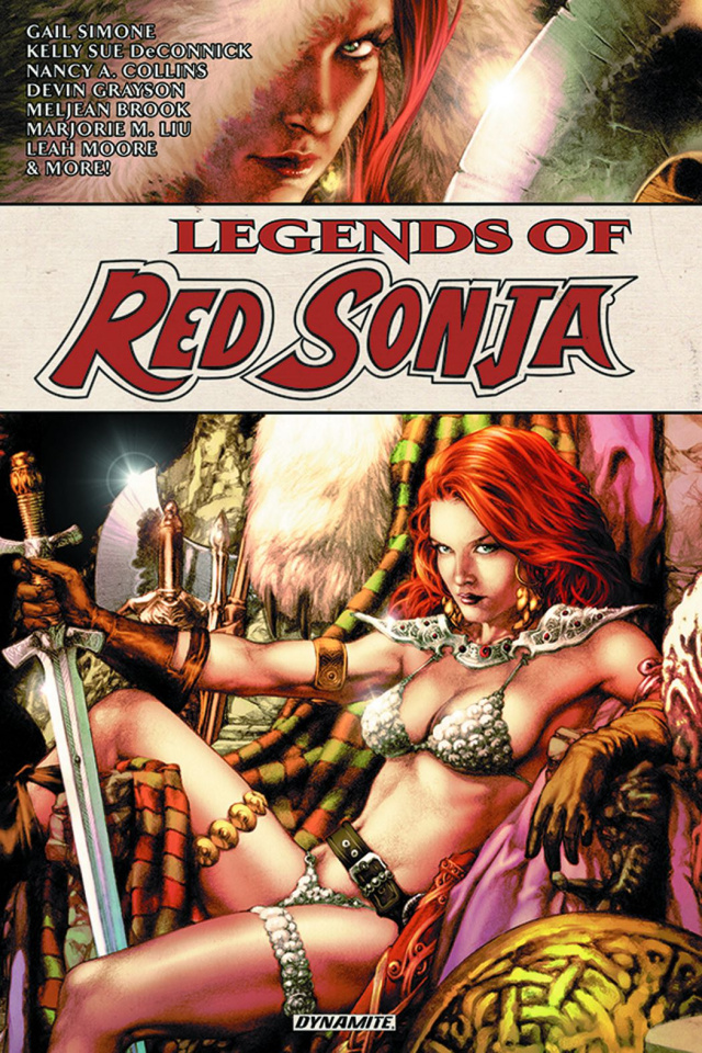 Legends of Red Sonja Vol. 1