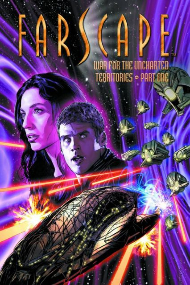Farscape Vol. 7: War for the Uncharted Territories, Part 1