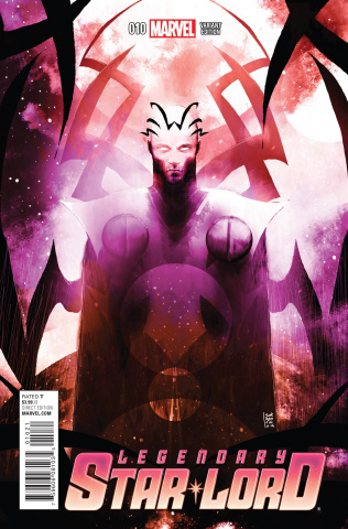 Legendary Star-Lord #10 (Cosmically Enhanced Cover)