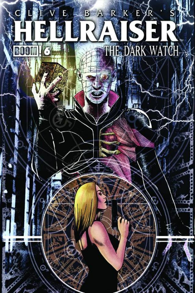 Hellraiser: The Dark Watch #6