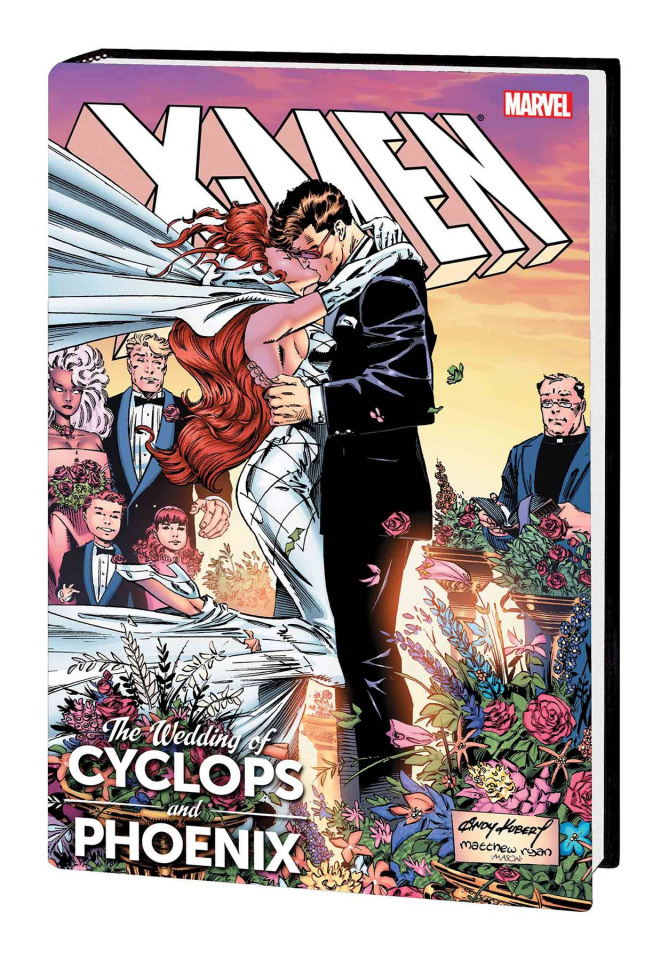 X-Men: The Wedding of Cyclops and Phoenix