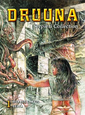 Drunna: Serpieri Collection Vol. 1