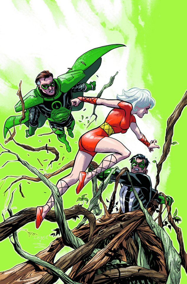 Convergence: Green Lantern / Parallax #2