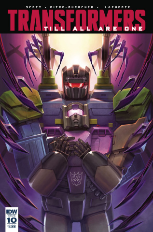 The Transformers: Till All Are One #10