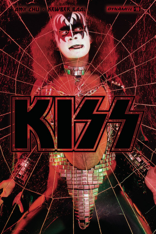 KISS #10 (Photo Cover)