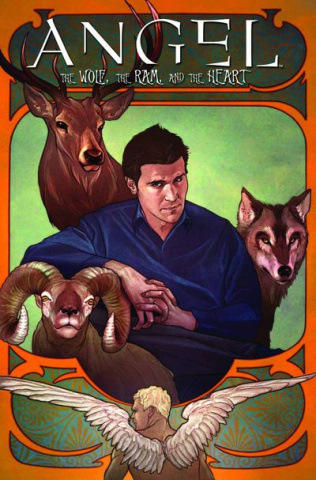 Angel Vol. 3: The Wolf, the Ram, and the Heart