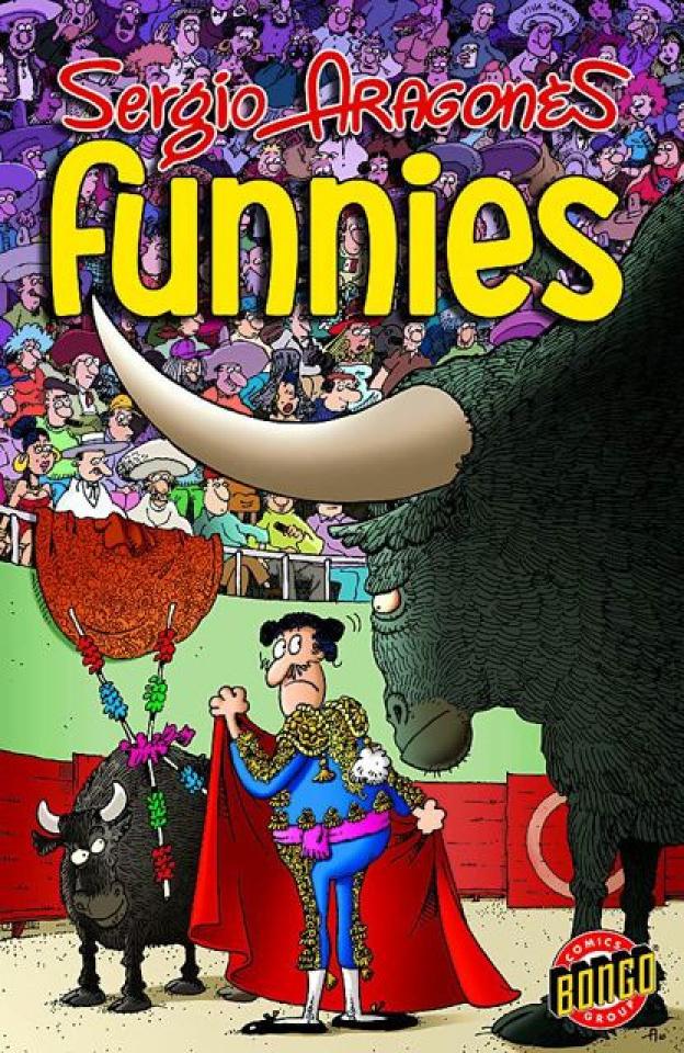 Sergio Aragones' Funnies #3