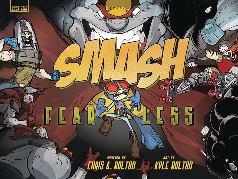 Smash Vol. 2: Fearless