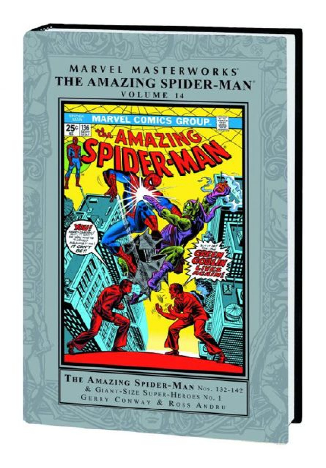 The Amazing Spider-Man Vol. 14 (Marvel Masterworks)