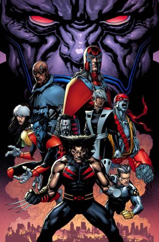 Age of Apocalypse #1 (Clarke Cover)