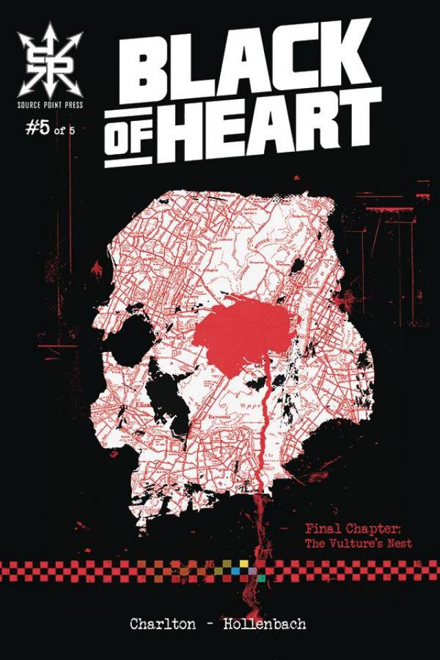 Black of Heart #5