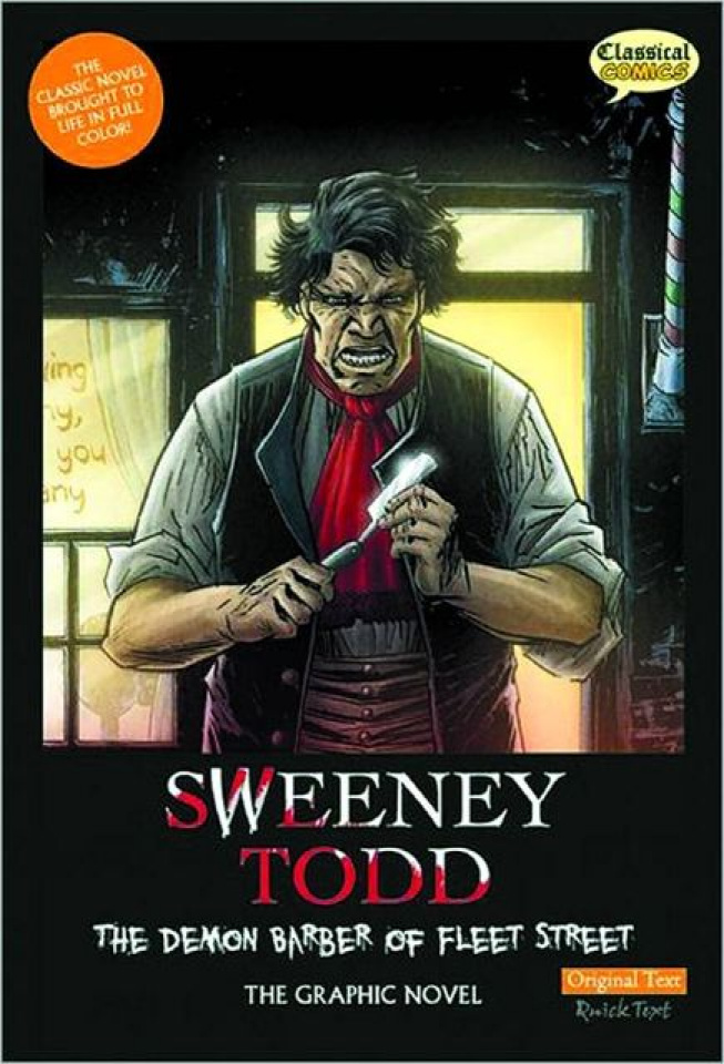 Sweeney Todd: The Demon of Fleet Street