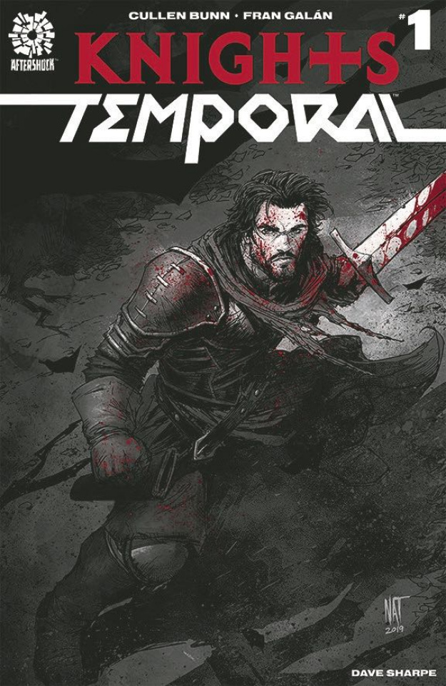 Knights Temporal #1 (2nd Printing)