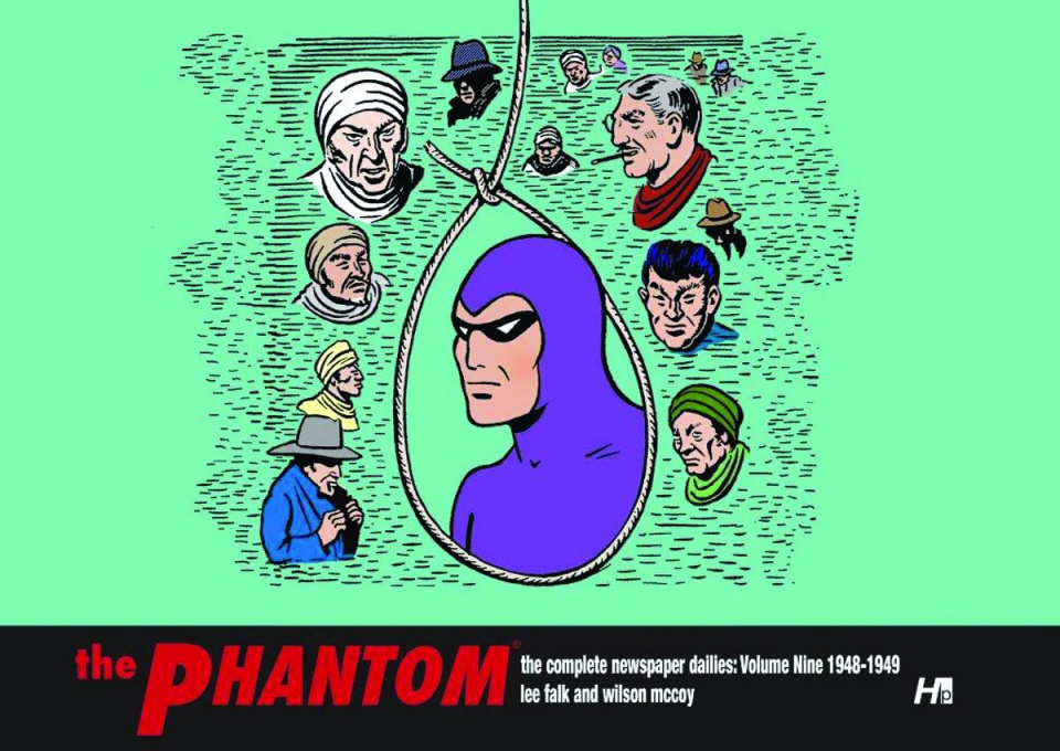 The Phantom: The Complete Newspaper Dailies Vol. 9: 1949 -1950