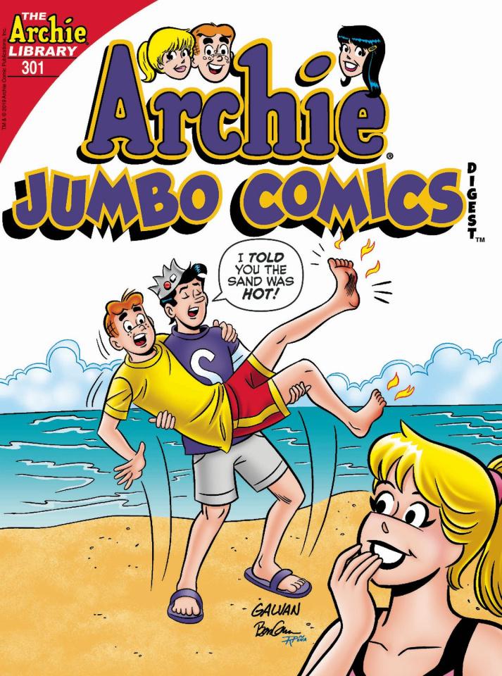 Archie Jumbo Comics Digest #301