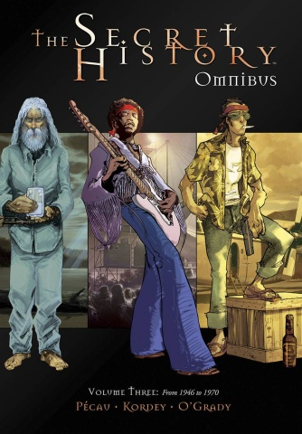 The Secret History Omnibus Vol. 3