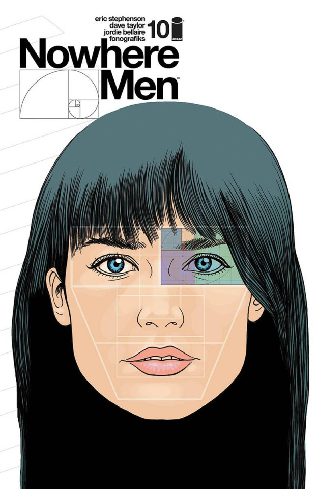 Nowhere Men #10