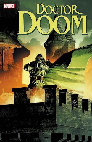Doctor Doom #1 (Deodato Cover)
