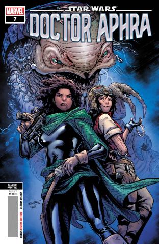 Star Wars: Doctor Aphra #7 (2nd Printing)