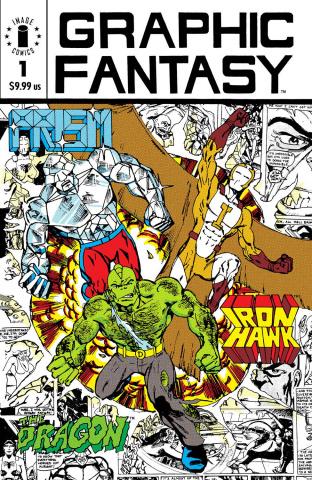 Graphic Fantasy #1 (Facsimile Edition)