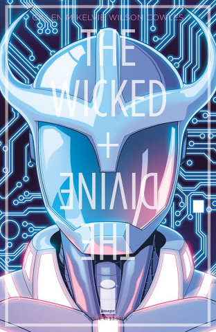 The Wicked + The Divine #41 (McKelvie & Wilson Cover)