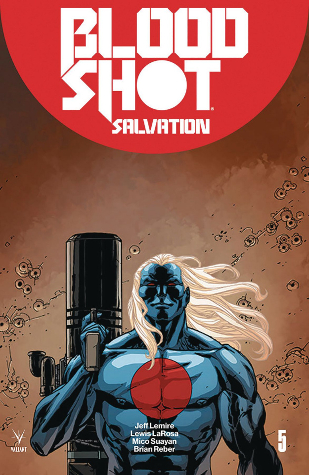 Bloodshot: Salvation #5 (50 Copy Camuncoli Cover)