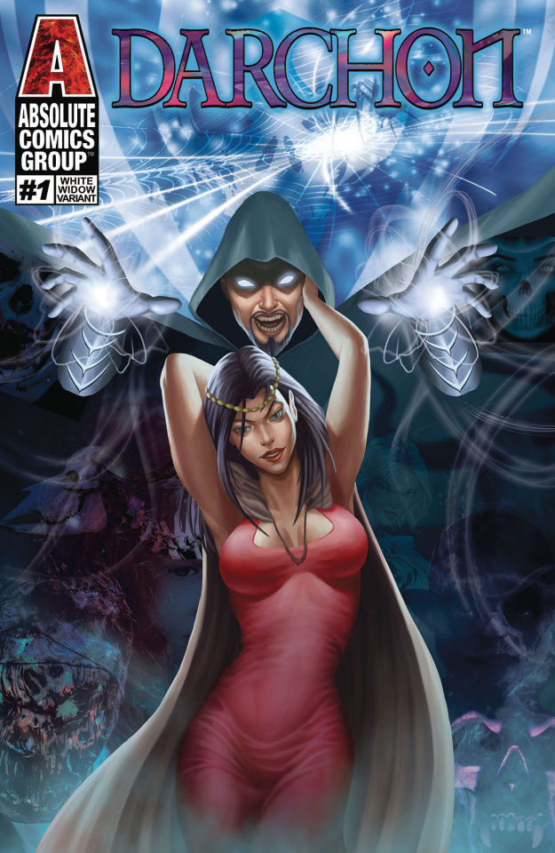 Darchon #1 (White Widow Cover)