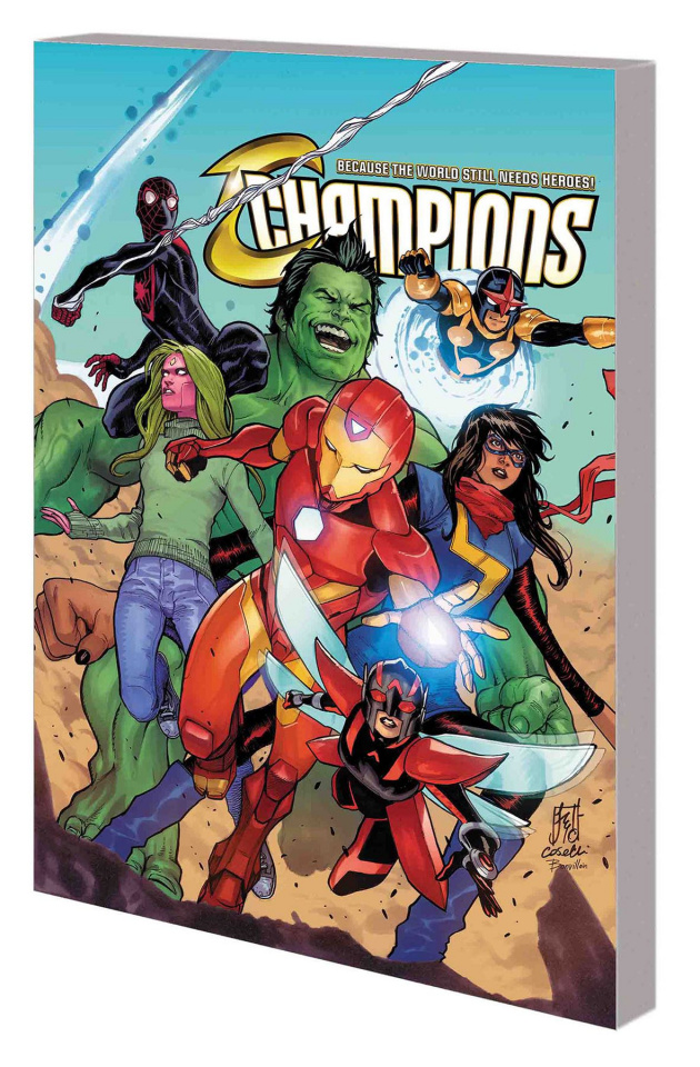 Champions Vol. 4: Northern Lights