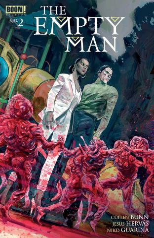 The Empty Man #2 (Hervas Cover)